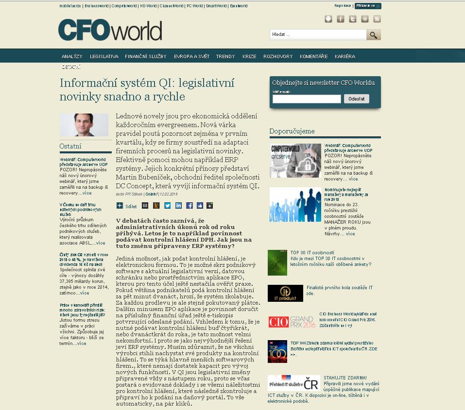 12022016_CFO-World_Informa--n---syst--m-QI-Legislativn---novinky-snadno-a-rychle-I