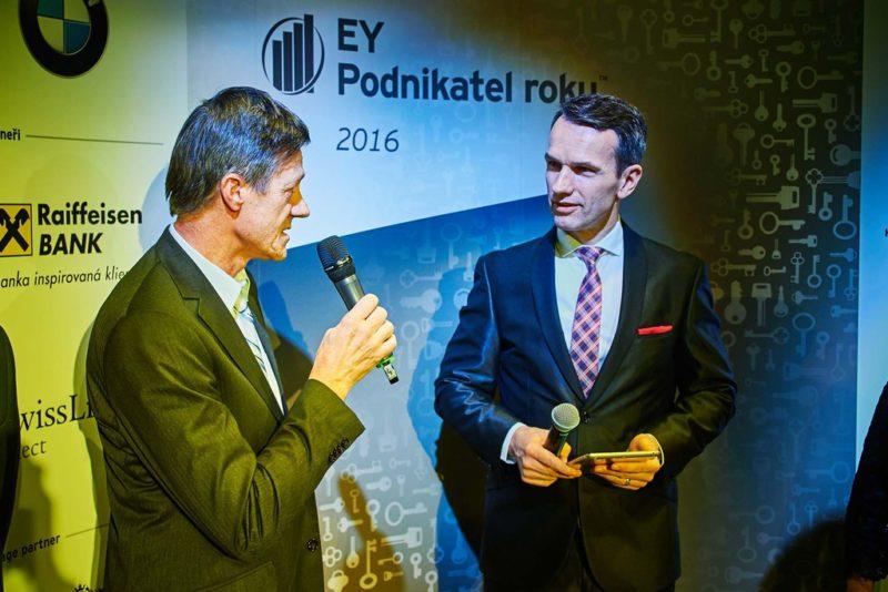 Finále soutěže Podnikatel roku Olomouckého kraje