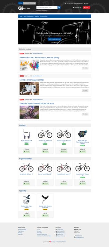 Váš e-shop může vypadat libovolně